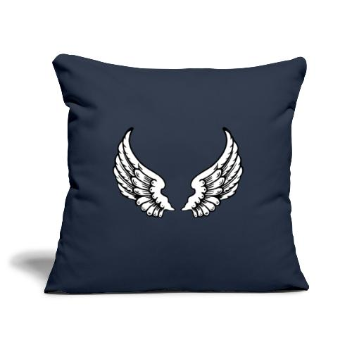 Angel Wings - Sofa pillowcase 17,3'' x 17,3'' (45 x 45 cm)