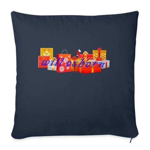 will osborn Christmas Gifts - Sofa pillowcase 17,3'' x 17,3'' (45 x 45 cm)