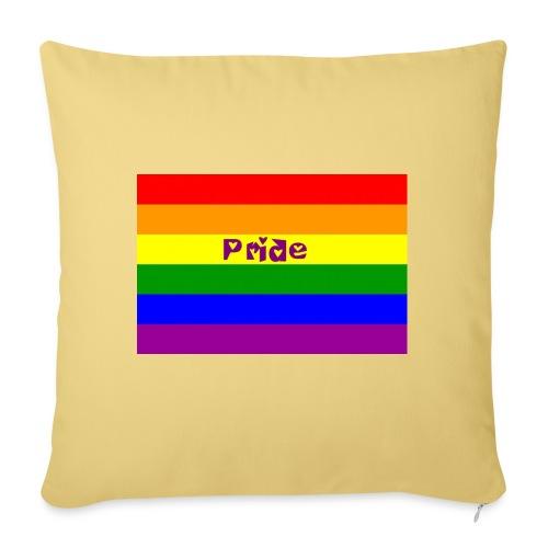 pride accessories - Sofa pillowcase 17,3'' x 17,3'' (45 x 45 cm)