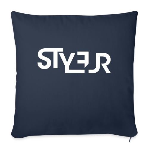 styleur logo spreadhsirt - Sofakissenbezug 44 x 44 cm