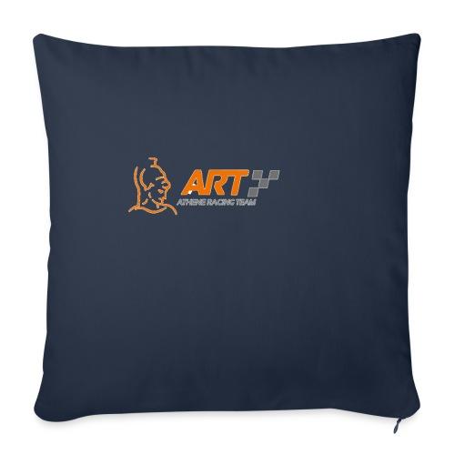 ART Logo klein - Sofakissenbezug 44 x 44 cm