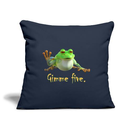 Gimme five - Sofakissenbezug 44 x 44 cm