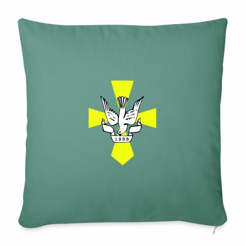 Jda logo - Sohvatyynyn päällinen 45 x 45 cm