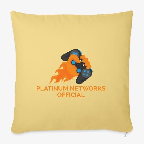 P-N Official - Sofa pillowcase 17,3'' x 17,3'' (45 x 45 cm)