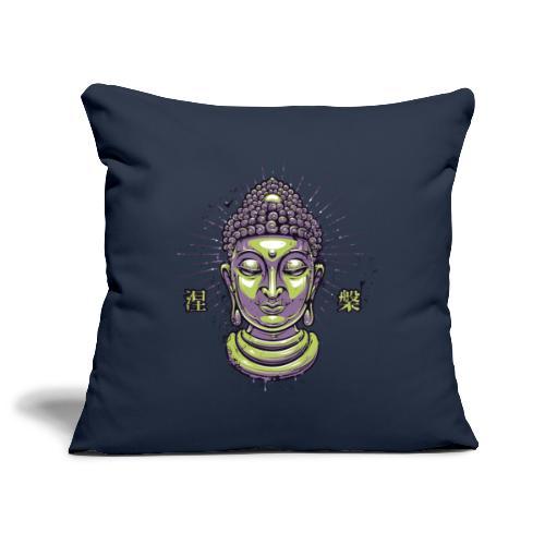 Om - Copricuscino per divano, 45 x 45 cm