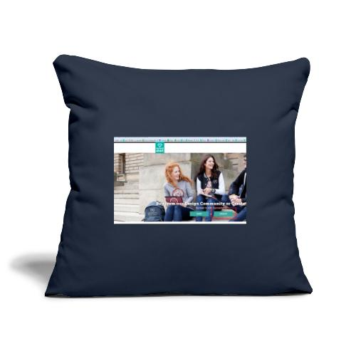 user2 - Sofa pillowcase 17,3'' x 17,3'' (45 x 45 cm)