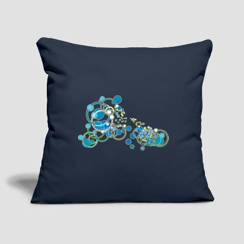 Pisces - Sofa pillowcase 17,3'' x 17,3'' (45 x 45 cm)