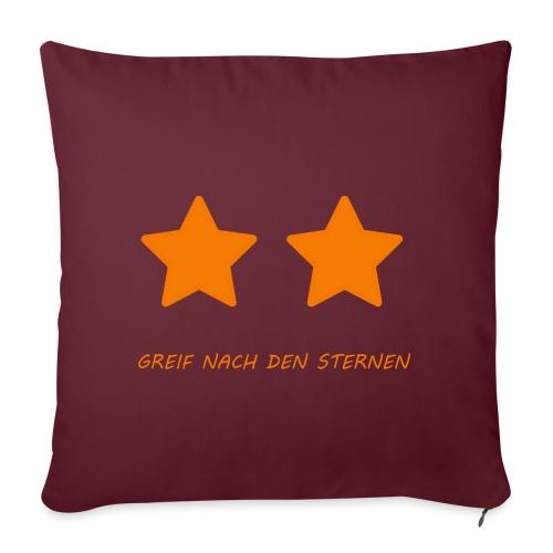 GREIF NACH DEN STERNEN - Sofakissenbezug 44 x 44 cm