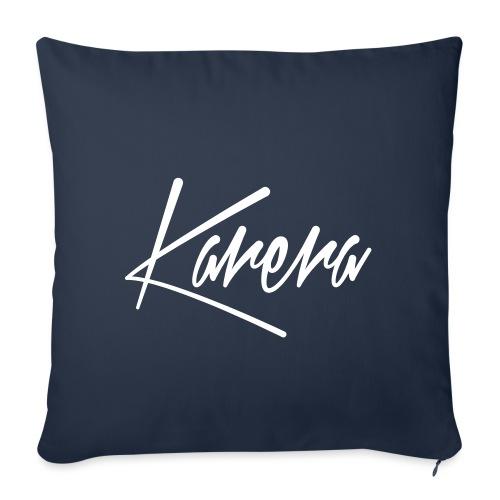 Karera Logo - Sofakissenbezug 44 x 44 cm