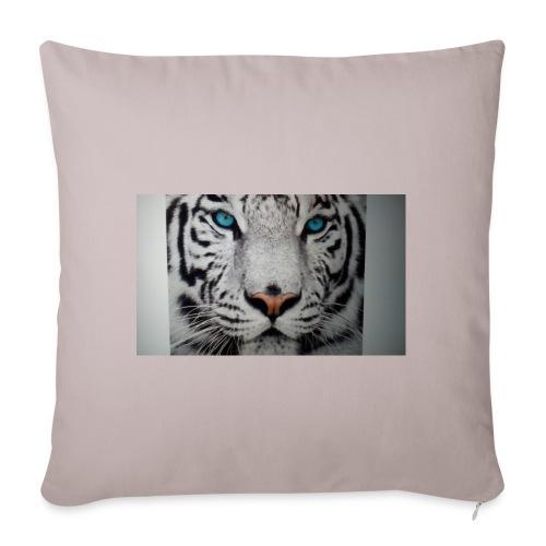 Tiger merch - Sofa pillowcase 17,3'' x 17,3'' (45 x 45 cm)