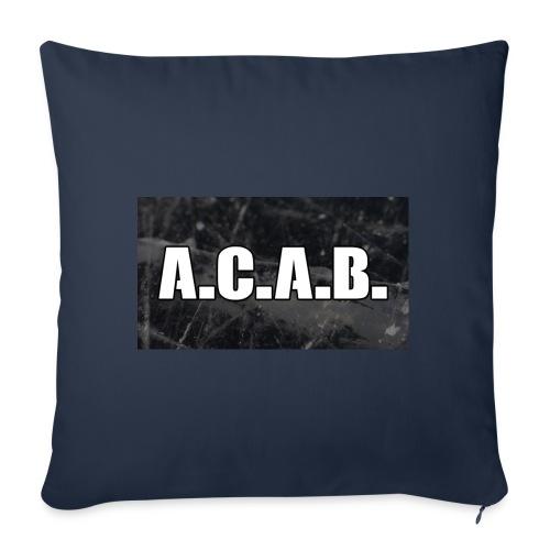 A.C.A.B Kissen - Sofakissenbezug 44 x 44 cm