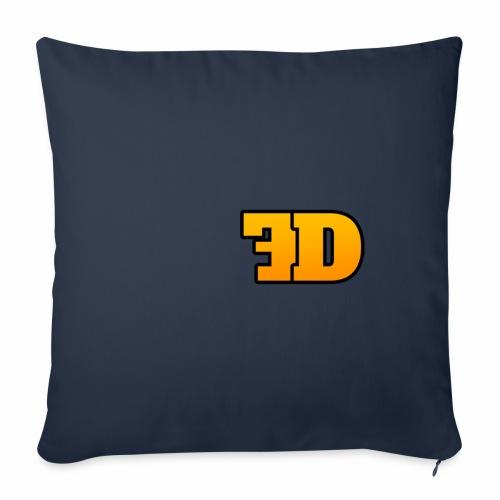 FD3 - Sofa pillowcase 17,3'' x 17,3'' (45 x 45 cm)