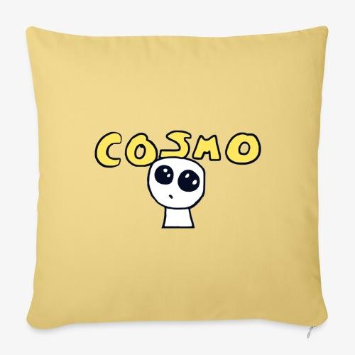 Cosmo - Housse de coussin décorative 45x 45cm