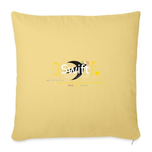 Swift tShirt2 png - Copricuscino per divano, 45 x 45 cm