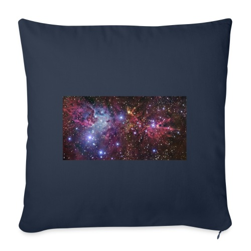 Stjernerummet Mullepose - Pudebetræk 45 x 45 cm