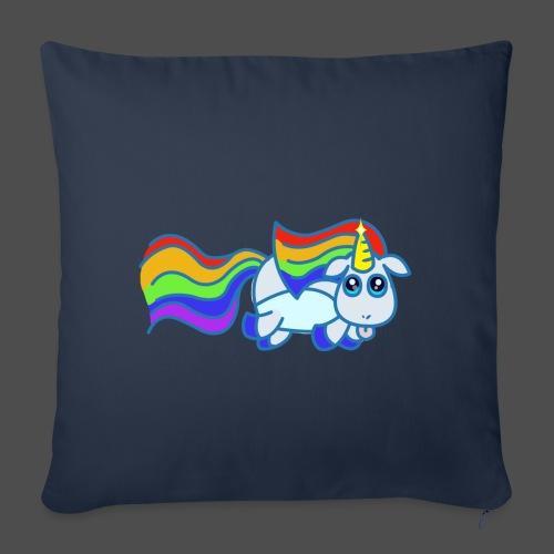 Nyan unicorn spread - Copricuscino per divano, 45 x 45 cm