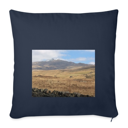 snowdon - Sofa pillowcase 17,3'' x 17,3'' (45 x 45 cm)