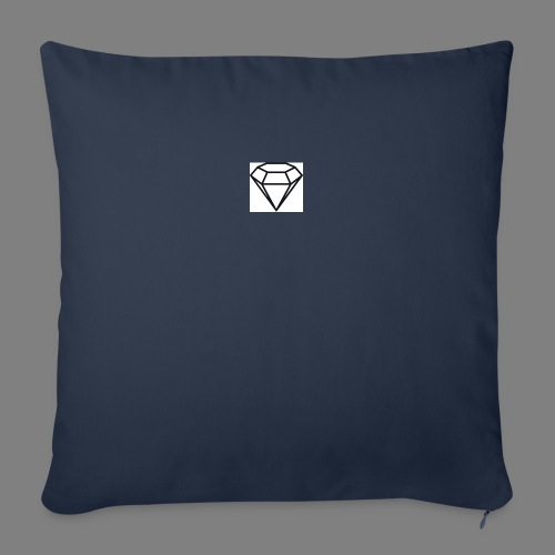 DIAMOND - Sofa pillowcase 17,3'' x 17,3'' (45 x 45 cm)
