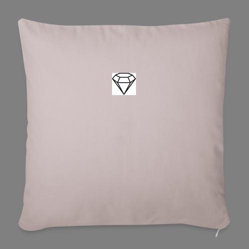 DIAMOND - Sofa pillowcase 17,3'' x 17,3'' (45 x 45 cm)