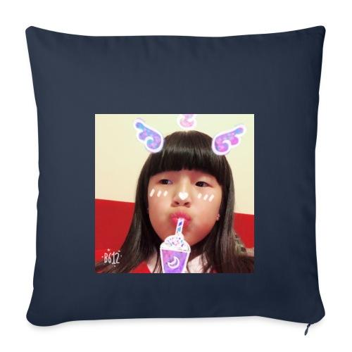 Musical.ly merch - Sofa pillowcase 17,3'' x 17,3'' (45 x 45 cm)