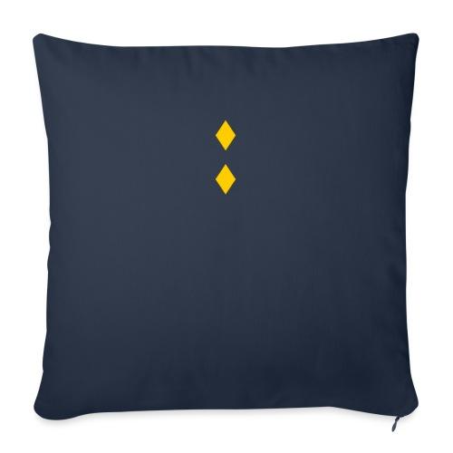 Upseerikokelas - Sohvatyynyn päällinen 45 x 45 cm