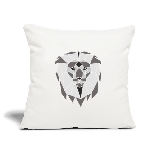 LEONE - Copricuscino per divano, 45 x 45 cm