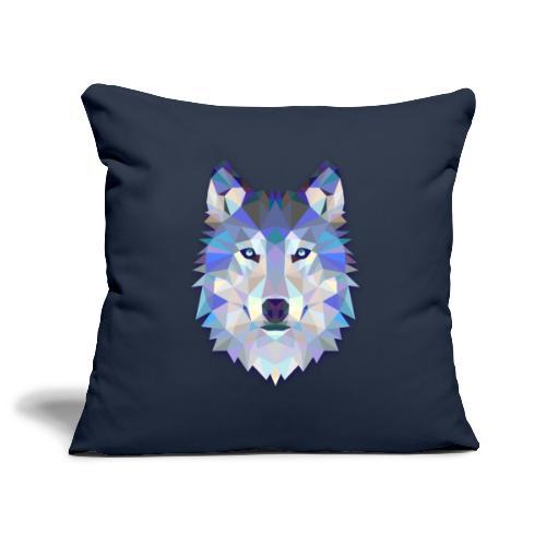 Wolf - Copricuscino per divano, 45 x 45 cm