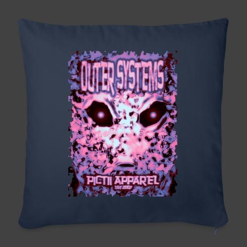OS - 4B - Sofa pillowcase 17,3'' x 17,3'' (45 x 45 cm)