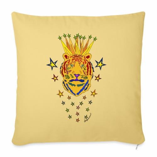 Star Tiger - Housse de coussin décorative 45x 45cm