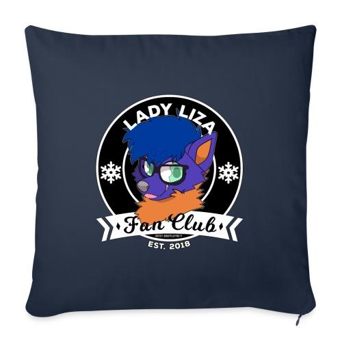 lady liza fanclub - Sierkussenhoes, 45 x 45 cm