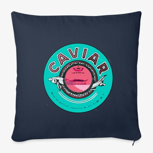 Caviar - Sofa pillowcase 17,3'' x 17,3'' (45 x 45 cm)