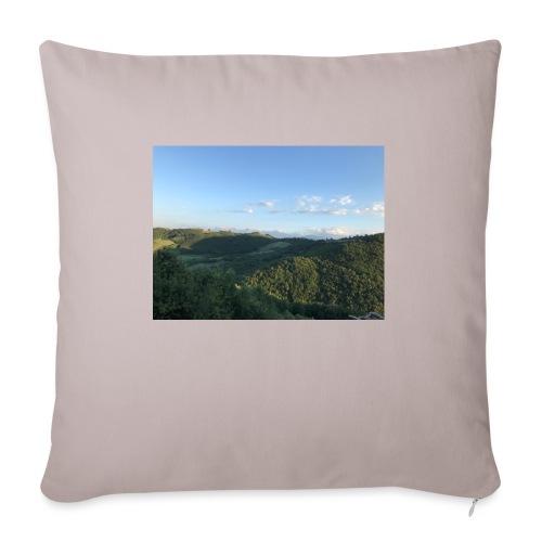 paesaggio - Copricuscino per divano, 45 x 45 cm