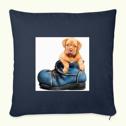 Cucciolo - Copricuscino per divano, 45 x 45 cm