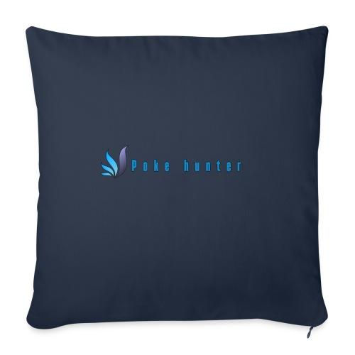 poke fan merch - Sofa pillowcase 17,3'' x 17,3'' (45 x 45 cm)