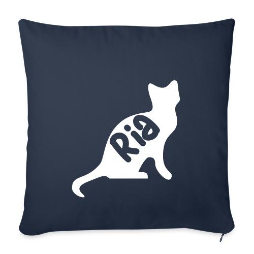 Team Ria Cat - Sofa pillowcase 17,3'' x 17,3'' (45 x 45 cm)
