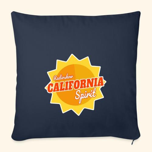 California Spirit Radioshow - Housse de coussin décorative 45x 45cm