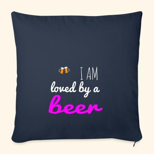 Birra Beer - Copricuscino per divano, 45 x 45 cm