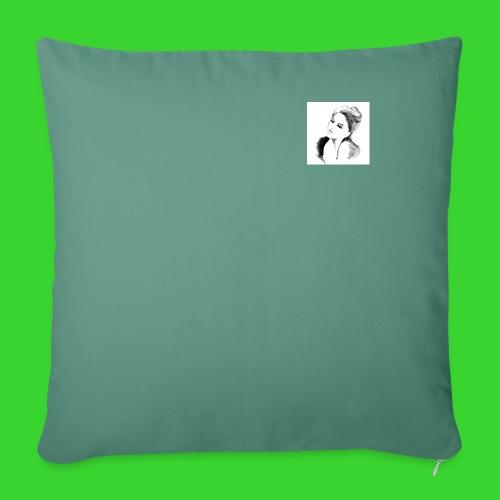 class - Sofa pillowcase 17,3'' x 17,3'' (45 x 45 cm)