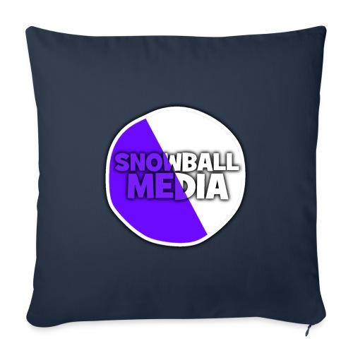 Snowball Media - Sofa pillowcase 17,3'' x 17,3'' (45 x 45 cm)