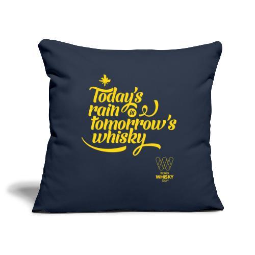 Today s Rain - Sofa pillowcase 17,3'' x 17,3'' (45 x 45 cm)