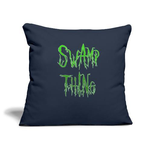 Swamp thing - Sofa pillowcase 17,3'' x 17,3'' (45 x 45 cm)