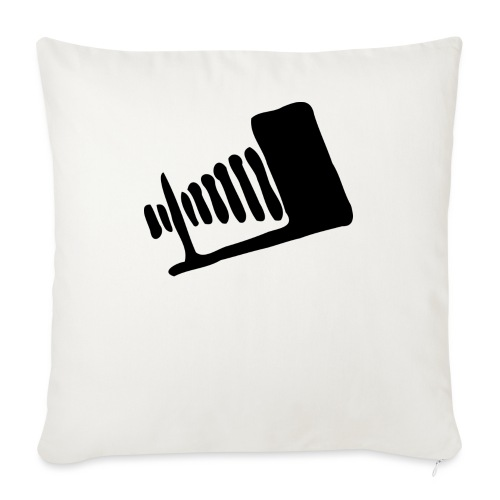 Valokuvausmies - Sohvatyynyn päällinen 45 x 45 cm