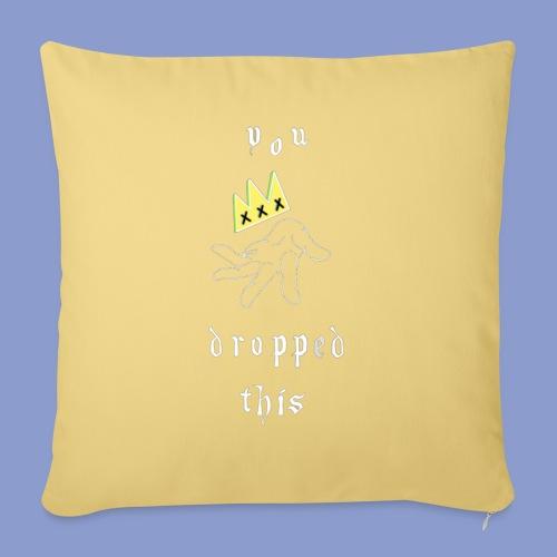 you dropped this - Copricuscino per divano, 45 x 45 cm