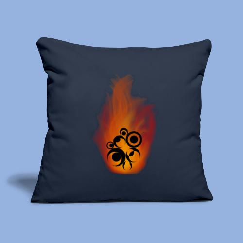 Should I stay or should I go Fire - Housse de coussin décorative 45 x 45 cm