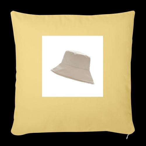 Bob edition blanc - Housse de coussin décorative 45x 45cm