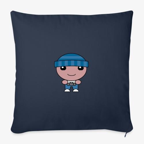 Beanie Hatter Gaming - Sofa pillowcase 17,3'' x 17,3'' (45 x 45 cm)