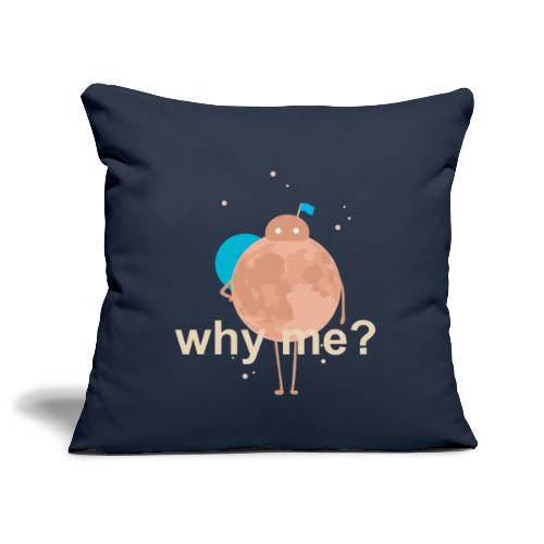 Moon man - Sofa pillowcase 17,3'' x 17,3'' (45 x 45 cm)