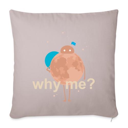 Moon man - Sofa pillowcase 17,3'' x 17,3'' (45 x 45 cm)