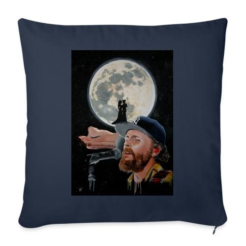 Chiaro di Luna - Copricuscino per divano, 45 x 45 cm