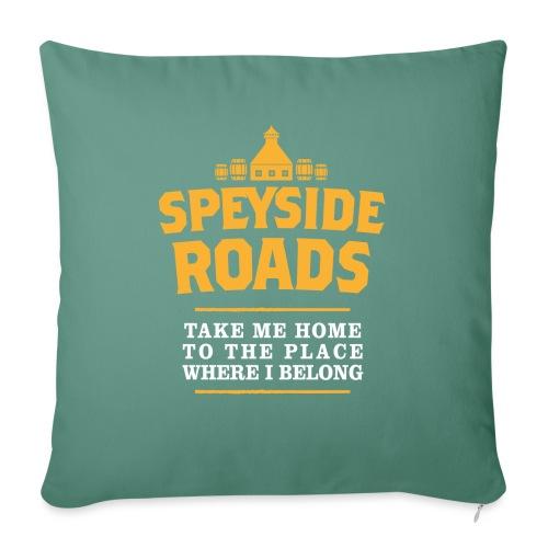 Speyside Roads - Take me Home ... - Sofakissenbezug 44 x 44 cm
